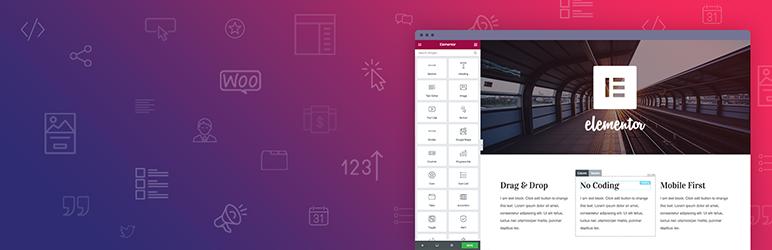 Elementor – 100% Free WordPress Page Builder Plugin