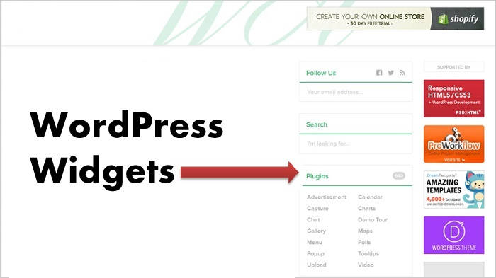 How to Create Widget for Each Category in WordPress?