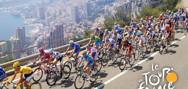 Case Study on Use of Cloud Computing, IoT, Big Data, Machine Learning, DevOps in Tour De France